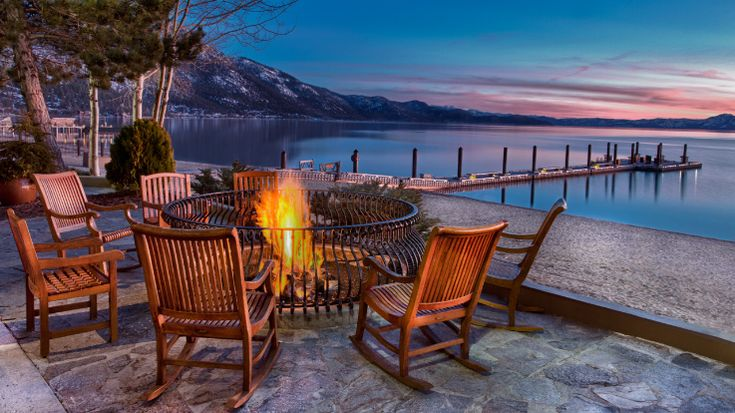 Stay at the Hyatt Regency Hotel, Casino & Spa in South Lake Tahoe, NV. Pet friendly, snow, lake, paddleboarding, heated pool year-round, craps tables, massages...