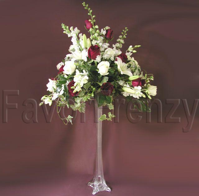 eiffel tower flower arrangement wedding flowers pinterest flower arrangements eiffel. Black Bedroom Furniture Sets. Home Design Ideas
