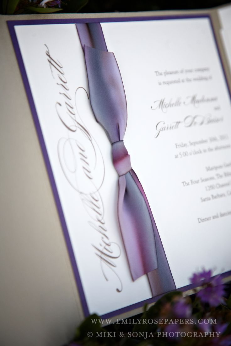 394 best Craft Ideas - Wedding Cards and Programs images on ...