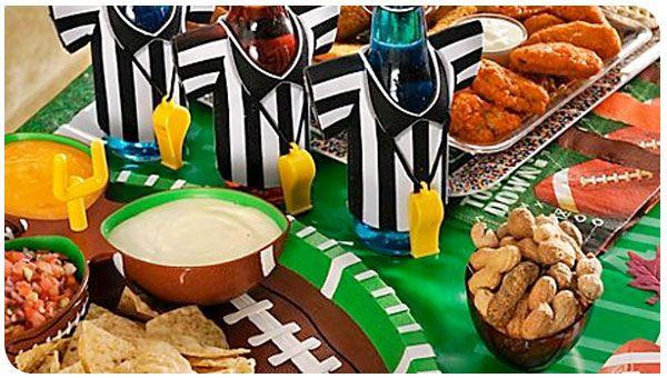 17 Best Images About Rugby Football Party Ideas On Pinterest