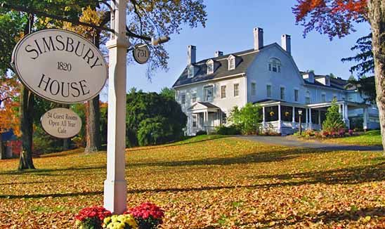 history simsbury ct | Historic Hotels in New England and the Mid-Atlantic States