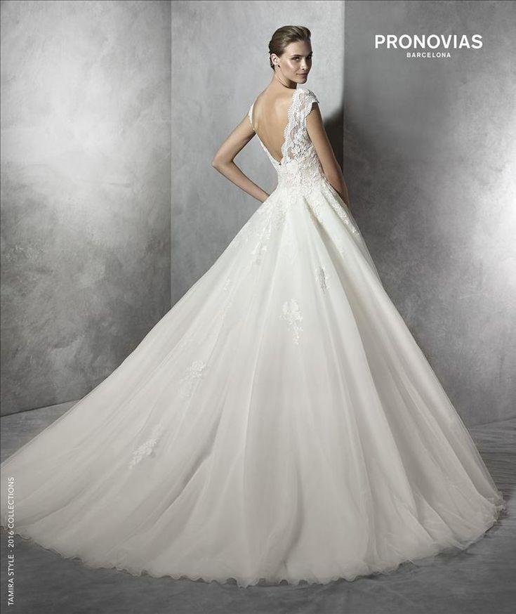 412 best vestidos de boda images on Pinterest | Wedding frocks ...