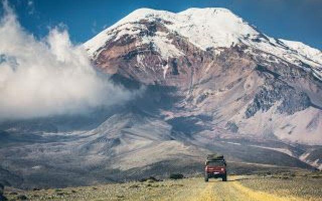 Non è l'Everest il tetto del mondo Il Chimborazo è la montagna più alta del mondo. Sì, il Chimborazo, non l'Everest. La recente spedizione ha fissato l'altezza della montagna ecuadoregna quattro metri e mezzo in meno rispetto a quanto
