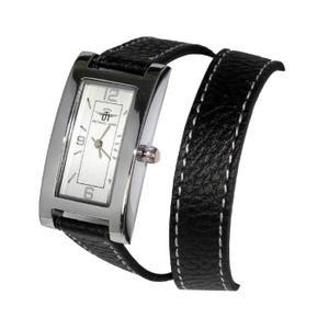 Très belle montre bijou signée michael john Paris, bracelet double tour. Tout…