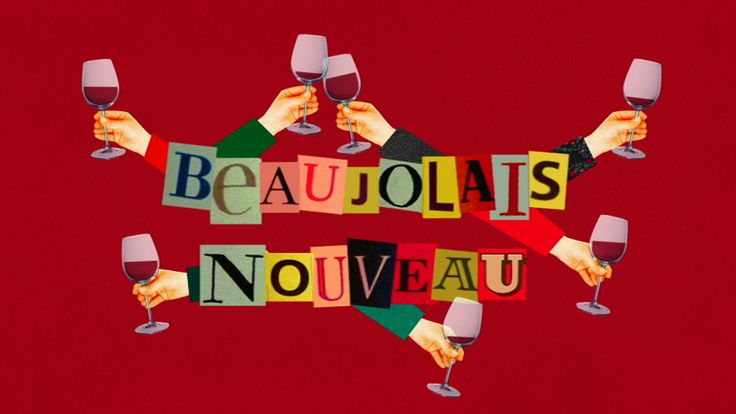 Le Beaujolais nouveau  Join us on Friday 29th November from 8pm for a big party!  For more information please see our website