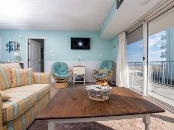 Beautiful condo for weekly rentals just steps from the Ocean City beach. #ocmd