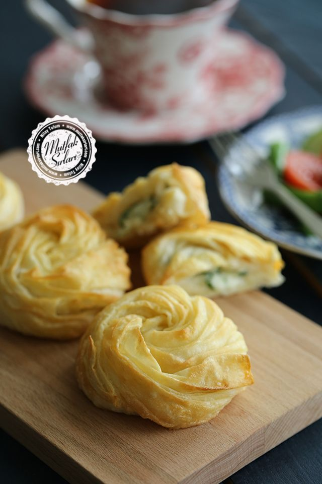 Gonca Gül Böreği – Mutfak Sırları – Pratik Yemek Tarifleri