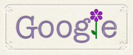 Image from http://www.google.com/logos/2011/mothersday11-hp.jpg.
