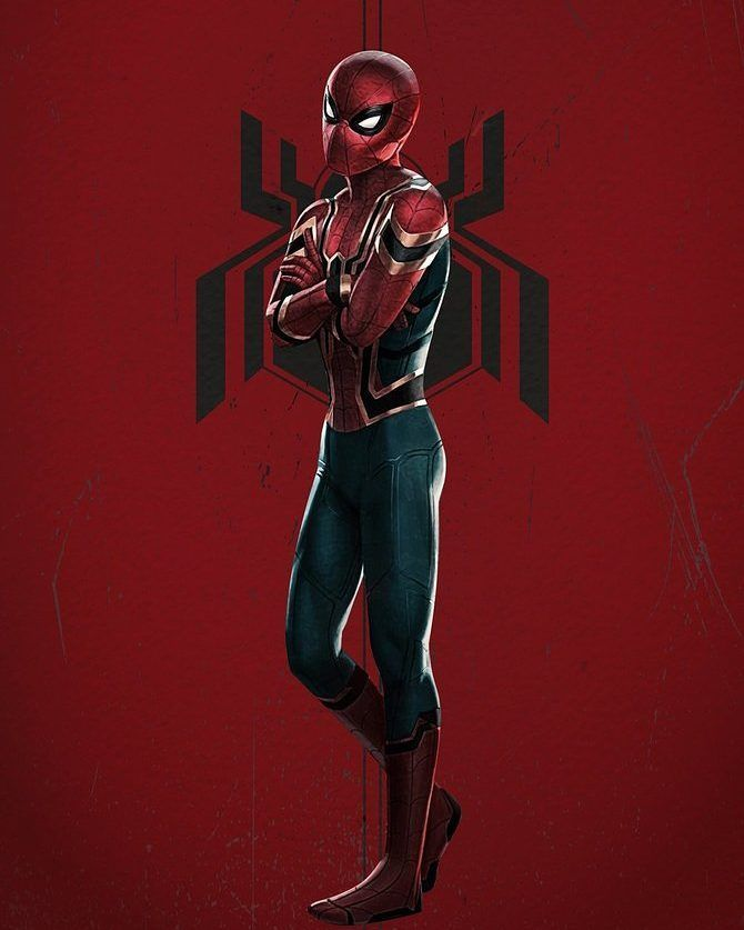 Spider-Man the avenger... it's so cool