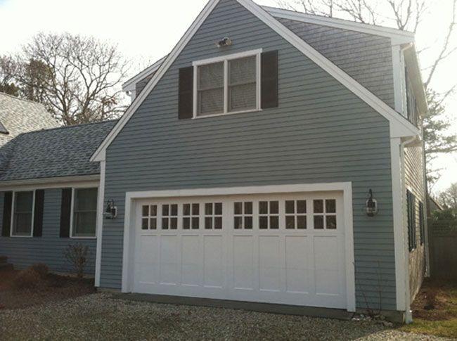17 best ideas about overhead garage door on pinterest for Cape cod garage doors