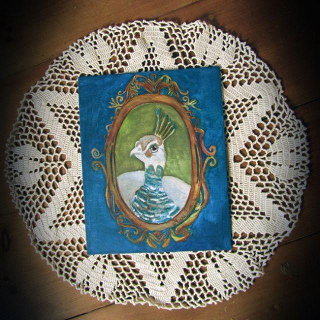 """Queen of the Korkeasaari zoo"" by Mari Juuti"