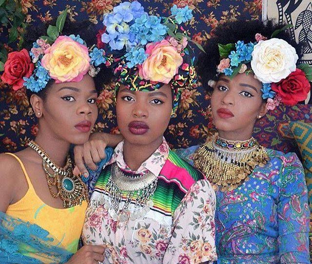 Fanm Djanm Haitian Clothing line.
