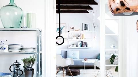 Living room, good ideas interior, rom123.no