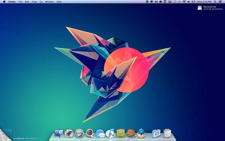 July 1 Desktop Screenshot by ~Salehhh on deviantART #osx