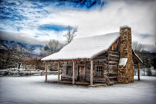 4850 best cabins and rustic decor images on pinterest for Log cabin blue mountains