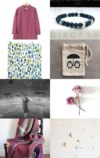 etsy fresh: rainy days are meant for puddle jumping by Etsy Fresh on Etsy--Pinned with TreasuryPin.com