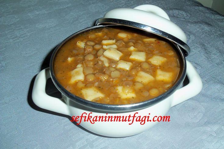 Dul Avrat Çorbası #TürkYemekleri #çorba #çorbatarifleri #soup #recipes http://sefikaninmutfagi.com/dul-avrat-corbasi/