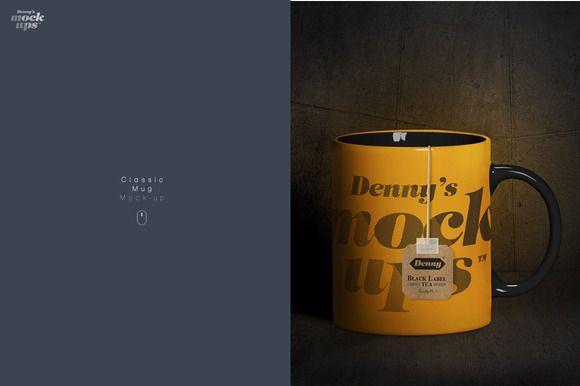 Mug Mockup by dennysmockups on @creativemarket