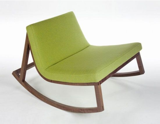 Top 5 (7) Friday: Modern Rocking Chairs