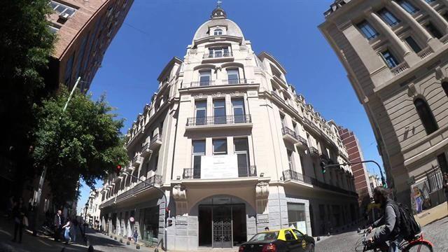 Un palacio lleno de secretos  Palacio Raggio. Foto: Youtube
