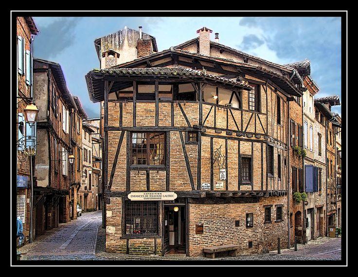 Resultado de imagem para albi cidade medieval
