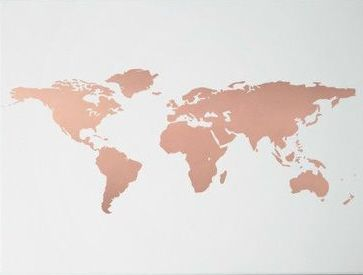 1000 Ideas About World Map Decor On Pinterest Old World