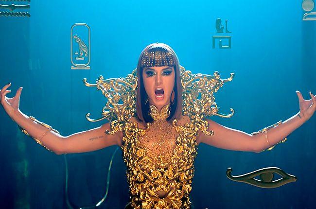 Katy Perry's 'Dark Horse' Video is Blasphemous, Petiton Says