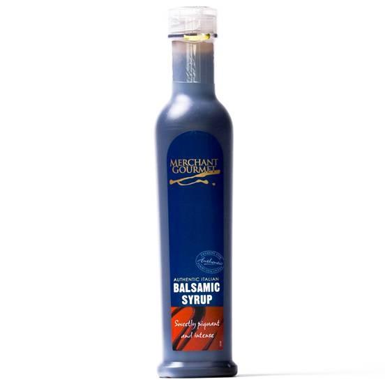 Merchant Gourmet balsamic syrup.
