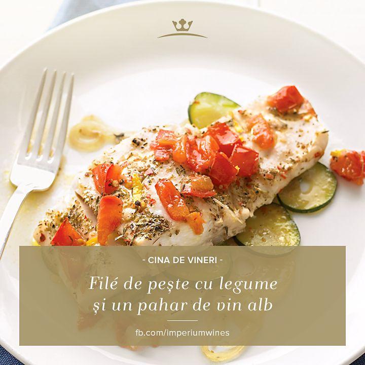 Pentru o cină ușoară și super sănătoasă, grătarul de pește cu legume e nimic mai puțin decât perfect! Un plus de savoare adaugă vinul alb potrivit: http://rios.ro/imperium-mustoasa-de-maderat.html