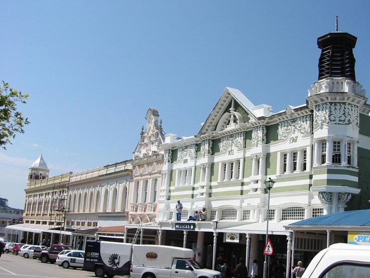 Main Street, Grahamstown