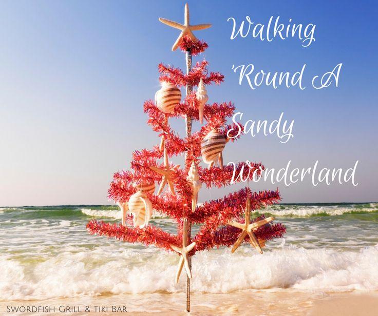 jingle shells florida beach christmas beach holiday season pinterest beach christmas - Florida Christmas
