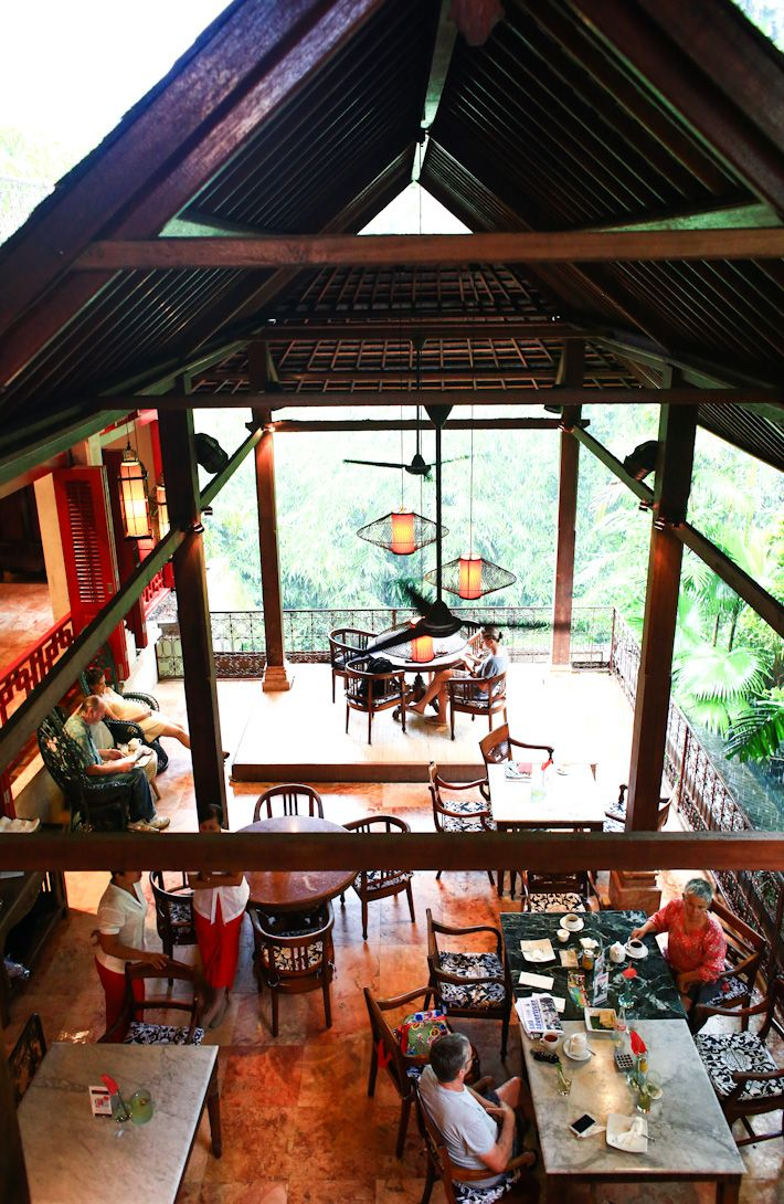 Casa Luna, on the list of Ubud's best places to eat from ladyironchef #Bali #Indonesia #casaluna