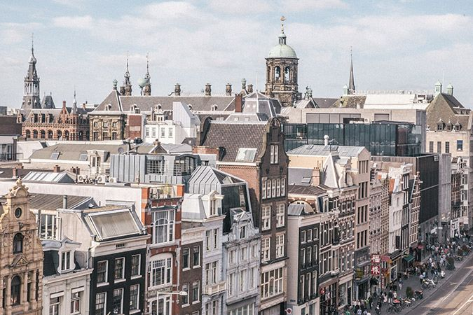 Travel guide to Amsterdam via Selena of Find Us Lost