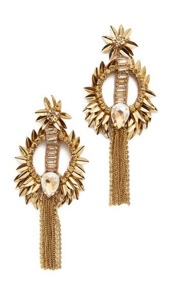Deepa Gurnani Deepa By Deepa Gurnani Rula Earrings