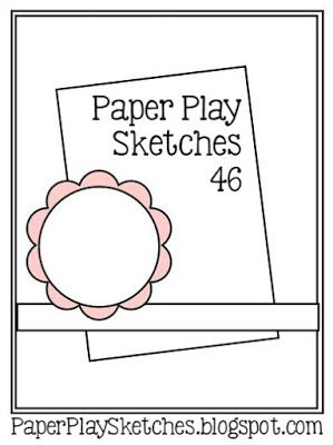 Paper Play Sketches: Sketch 46