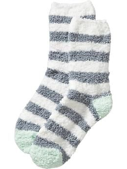 Womens Cozy Socks-if your feet haven't worn these, you have not lived. #cozysocksFTW