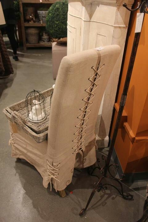 Corset Chair Every Girls Dream For Dressing Rooms Gf