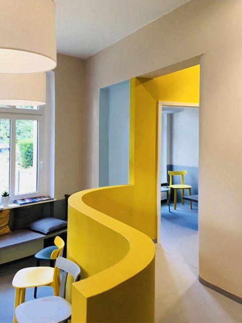 Die besten 25+ gelbgrauer Raum Ideen auf Pinterest gelb grau - wohnzimmer gelb grau