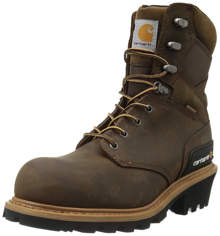 Carhartt Men's CML8369 8 Inch Composite Toe Boot > Startling review available here  : Men's boots