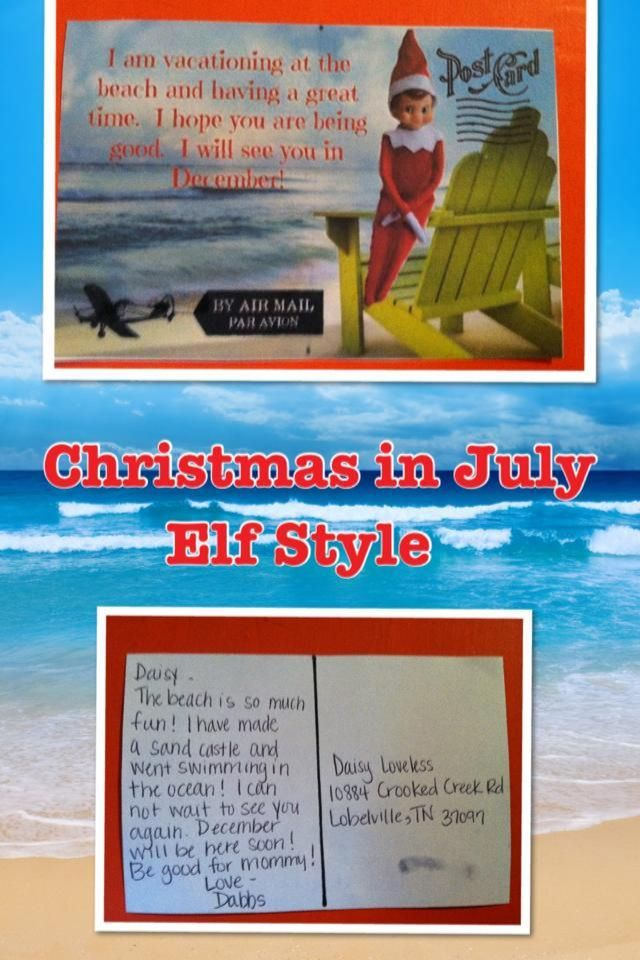 18 best christmas in july images on pinterest christmas ideas