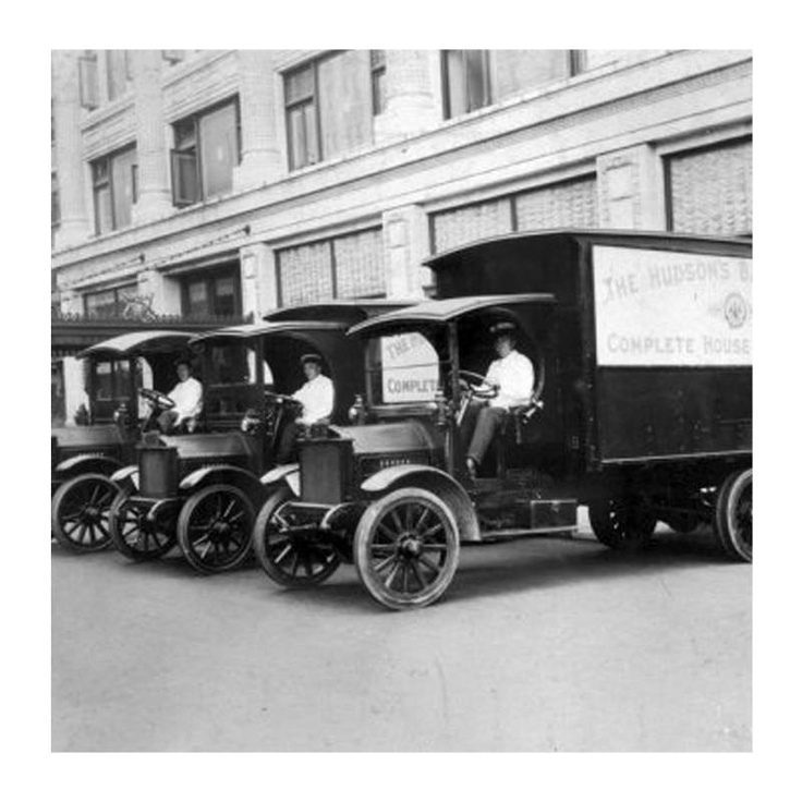 Cars Through History Timeline: 22 Best Images About HBC