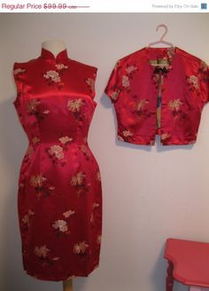 Image result for red chinoiserie bolero