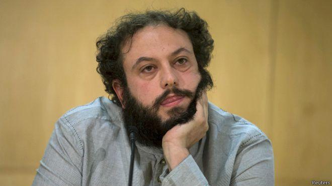 El Jaimito Borromeo de Podemos a juicio por usurpación de inmueble (Patio Maravillas)