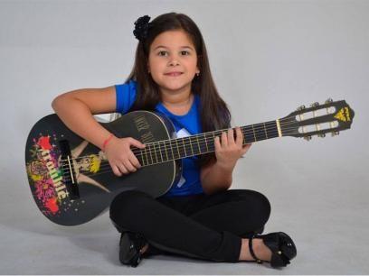 Violão Juvenil Phoenix Disney Tinker Acústico - Clássico - Preto com as melhores condições você encontra no Magazine Voceflavio. Confira!