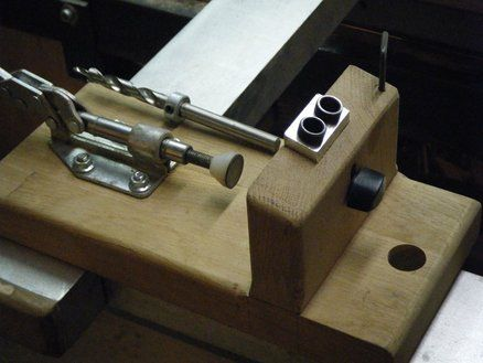 Shop Made Pocket Hole Jig