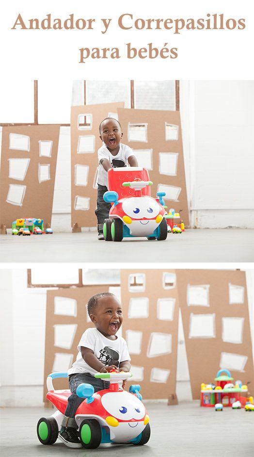 Andador y correpasillos para bebés de 1 a 3 años #correpasillos #andador #bebes #juguetes #imaginarium