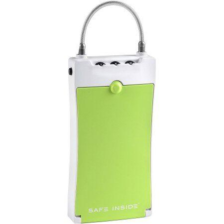 Honeywell Safe Inside Portable Security Case, 4500G Green