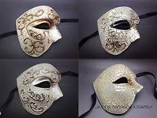Venetian Antique Phantom opera for men Masquerade Mask Costume Prom Party