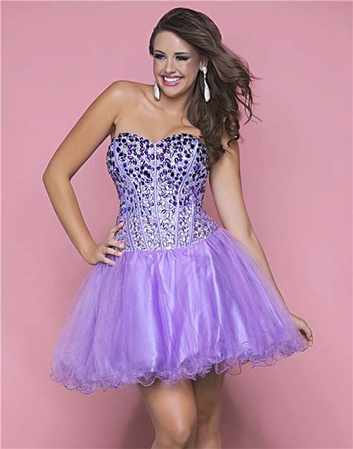Fun Plus Size Prom Dresses
