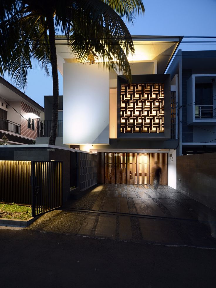 Abu Saman House, Bangka, Jakarta / built 2016 / J+A design studio / tangerang selatan / Indonesia